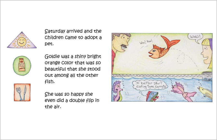 goldfish8x